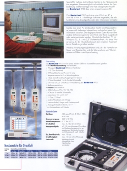 Brochure of the Rectutest